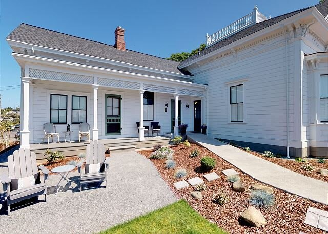 Chapman Cottage~Super comfortable, affordable and 5 star accommodations!, alquiler vacacional en Arcata