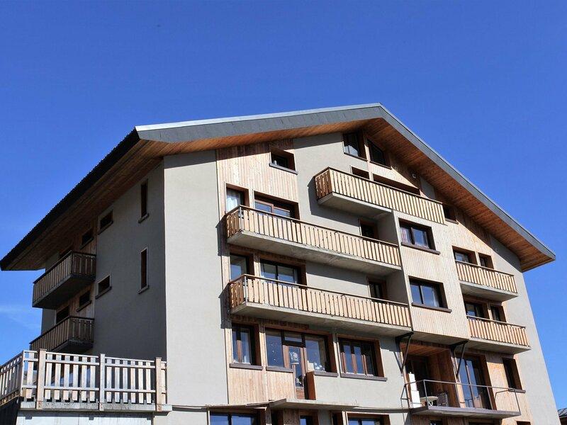 6 pers-43 m²-2ème étage-Ouest, location de vacances à Fontcouverte-la-Toussuire