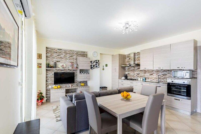 Suite Zaffiro - Etna Diamond Suite - SunTripSicily, alquiler vacacional en San Leonardello