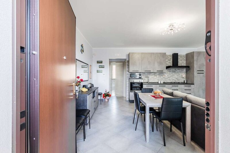 Suite Rubino - Diamond Suite - SunTripSicily, holiday rental in San Leonardello