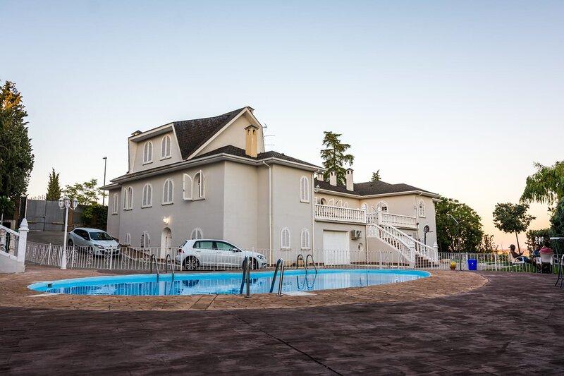 Casa Mansión El Paraiso, holiday rental in Santa Cruz del Retamar