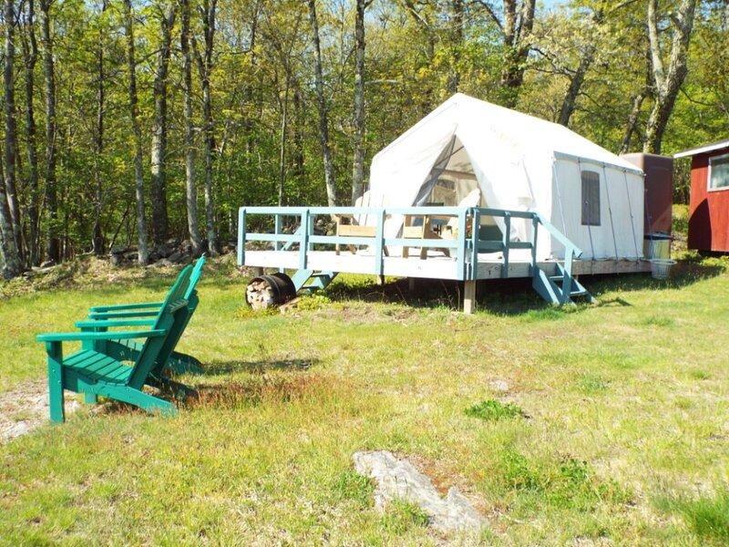 Tentrr Signature Site - Mountain View, casa vacanza a Pine Bush