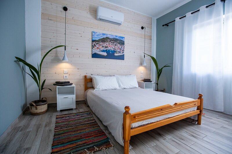 Nafpaktos appartment, holiday rental in Agios Vasileios