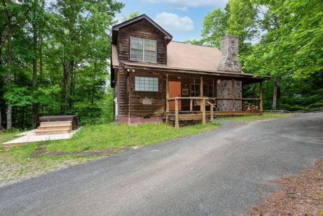 Happy Camper Cottage, location de vacances à Townsend