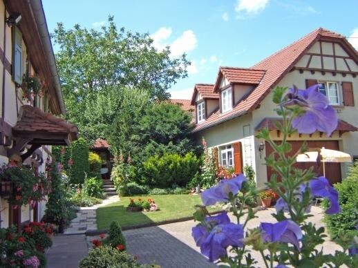 Les Coquelicots Gite et chambre d'hôtes Vosges du Nord, location de vacances à Schleithal