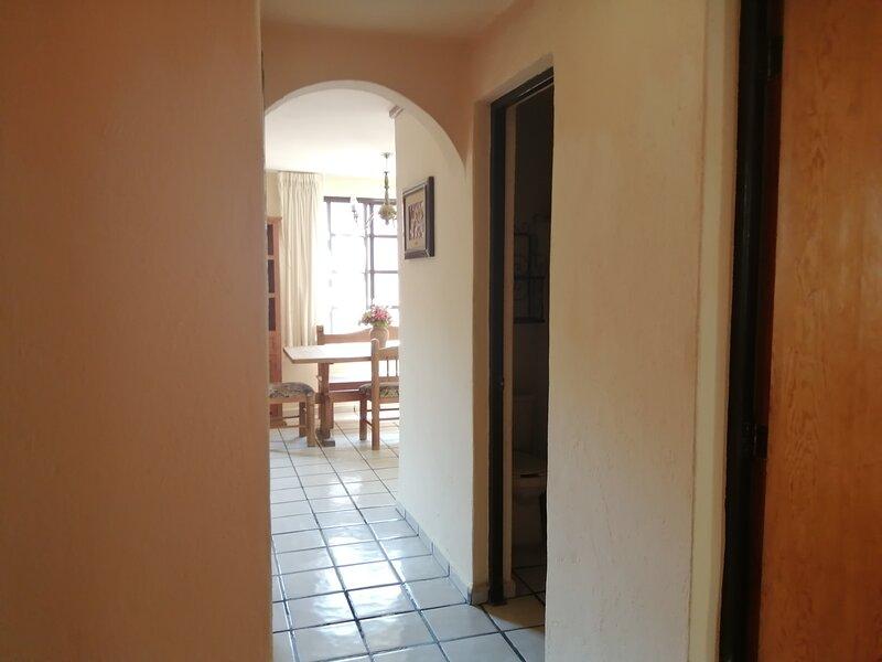 Departamento, Amplio, Seguridad, Ubicacion, holiday rental in Queretaro