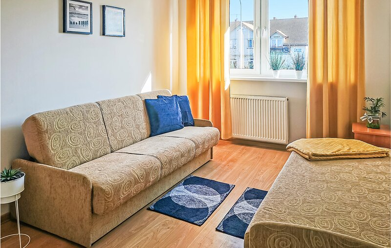 Nice apartment in Grzybowo with 2 Bedrooms (PPO742), holiday rental in Grzybowo