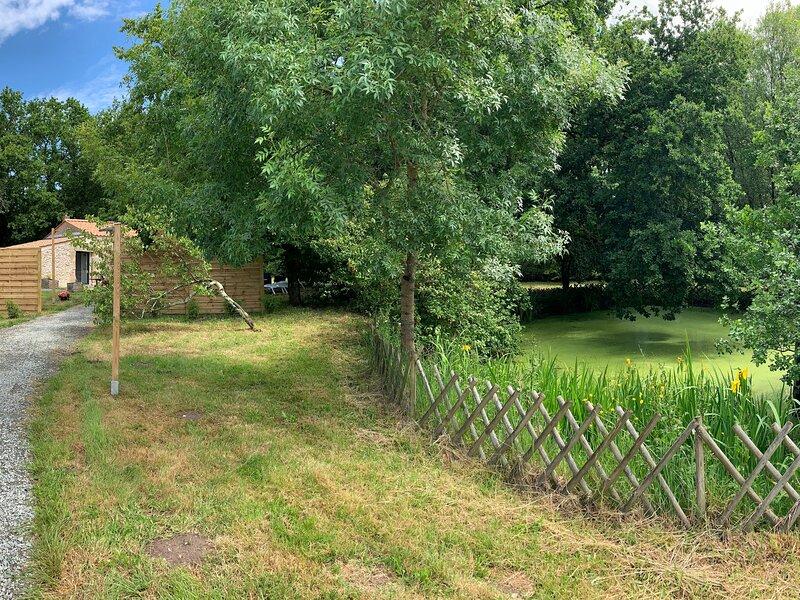 Natur'en Terre Happy - Les Colibris, holiday rental in Challans
