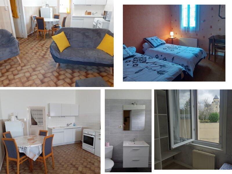 La Parenthèse, holiday rental in Armaille