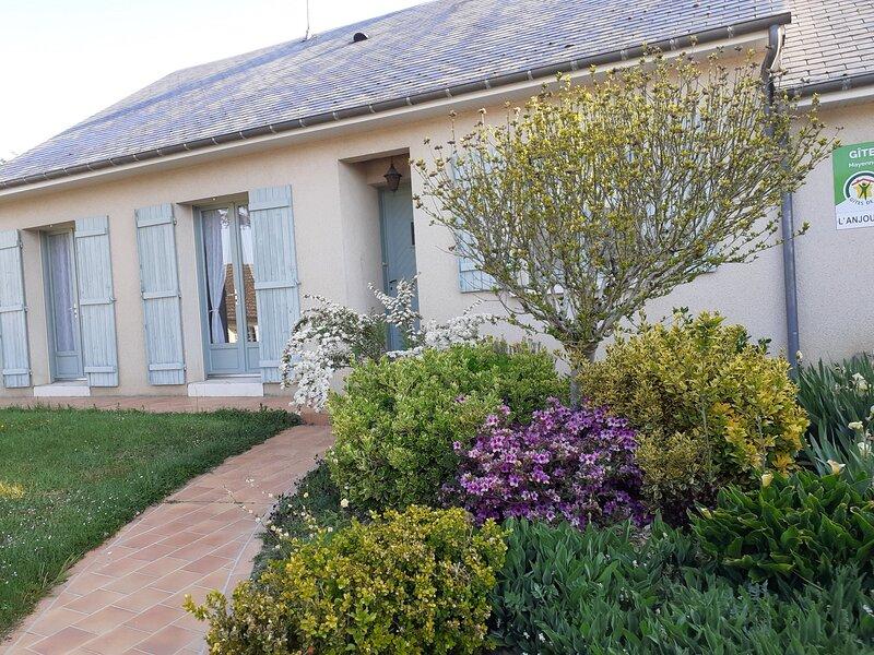 L'Anjouère, aluguéis de temporada em Chateau-Gontier