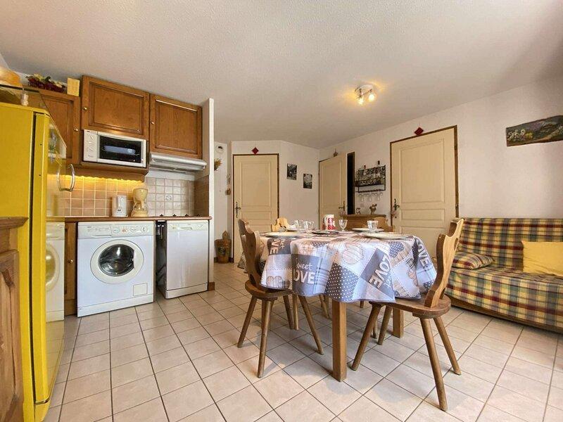Appartement 3 pièces, location de vacances à Praz Sur Arly
