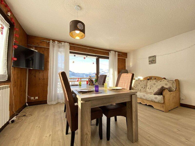 Appartement 2 pièces - Praz-sur-Arly, location de vacances à Praz Sur Arly