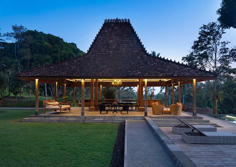 Teras Divya Tropical Retreat, location de vacances à Payangan