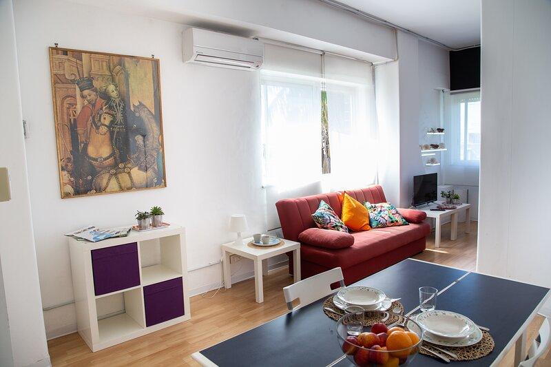 Quadrifoglio1, Apartamento de lujo a 100 metri dal mare para 4 personas., casa vacanza a Acitrezza