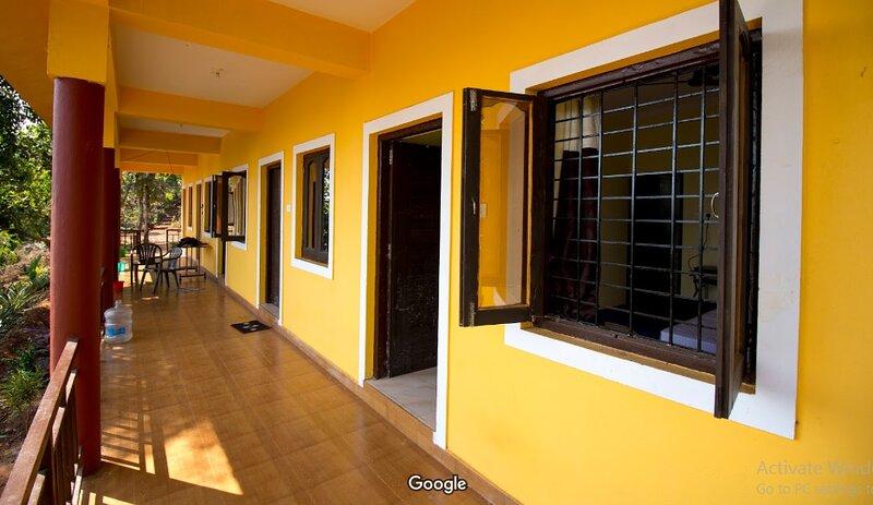 3 Farmhouse Room stay near Arambol Beach, aluguéis de temporada em Arambol