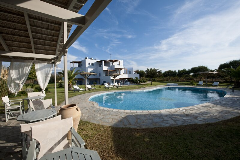 Ammos Naxos  Exclusive Apartments - superior apartment, holiday rental in Abram