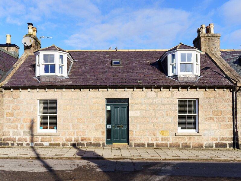 Traditional 3 bedroom cottage, sleeps 6. 18 Golf Road, Ballater, Royal Deeside., alquiler de vacaciones en Aberdeenshire