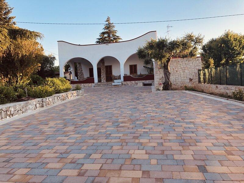 Casa vacanza La dimora di Afrodite, holiday rental in Cozzana