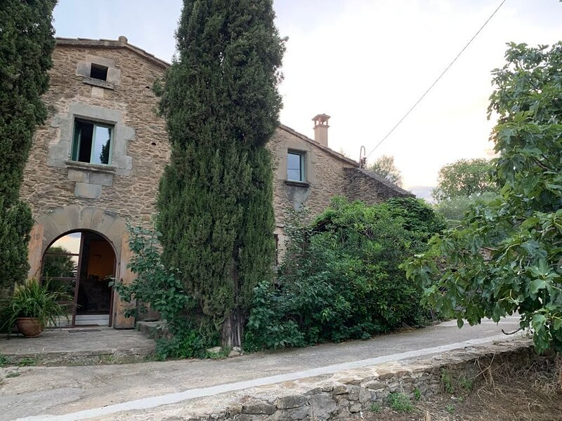 Casa de campo masia, holiday rental in Les Olives