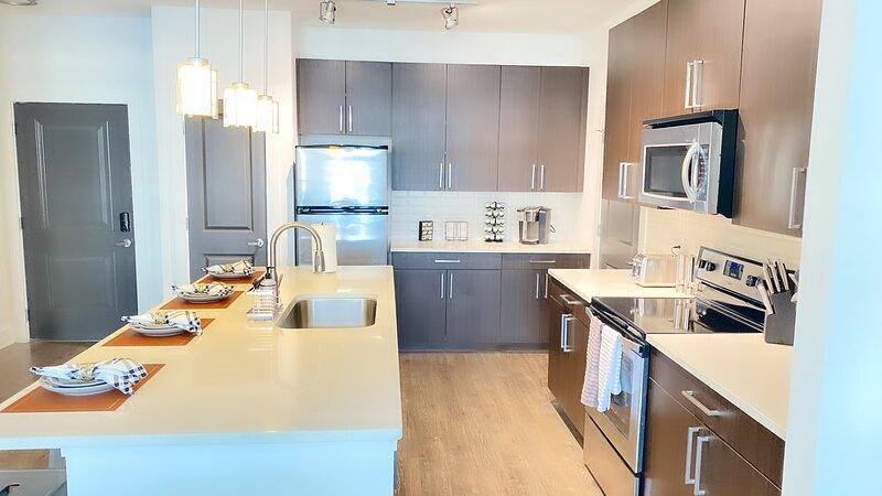 Deluxe Perimeter Apartment, vacation rental in Doraville