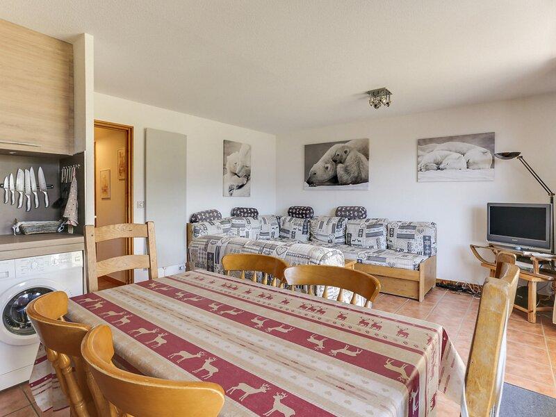 Appartement de charme 4 pièces 8 personnes à Vallandry proche des pistes, casa vacanza a Vallandry