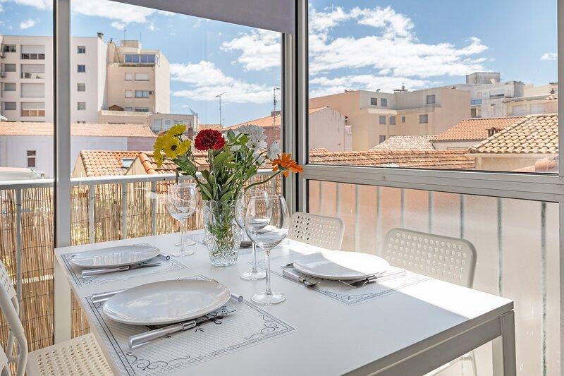 L'Oasis - Appartement à 2 min de la plage - Palavas-les-Flots, holiday rental in Palavas-les-Flots