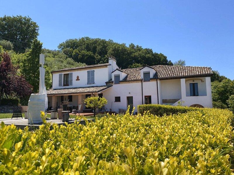 Villa Orgogliosa, casa vacanza a Rocca San Giovanni