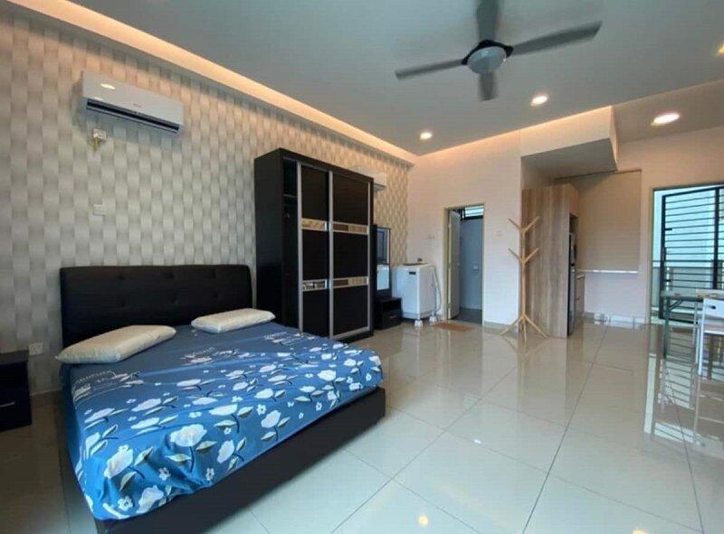 JY SWEET HOMESTAY PALAZIO STUDIO, holiday rental in Taman Molek