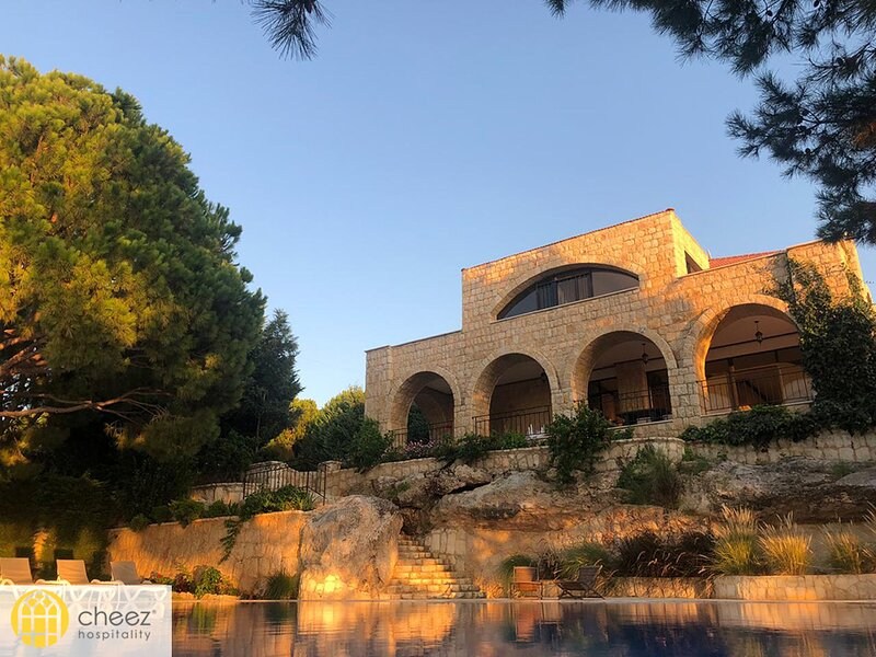 Phoenician's Landings - 5 Bdr Villa in Tyre -  By Cheez Hospitality, holiday rental in Lebanon