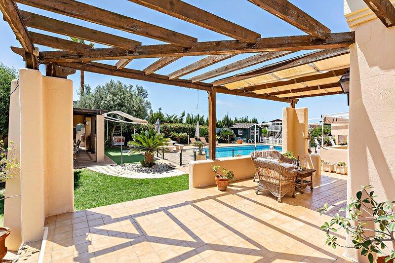 Villa Sol de Gata, aluguéis de temporada em El Toyo