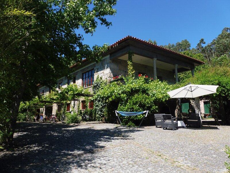 Quinta da Tapada, holiday rental in Povoa de Lanhoso