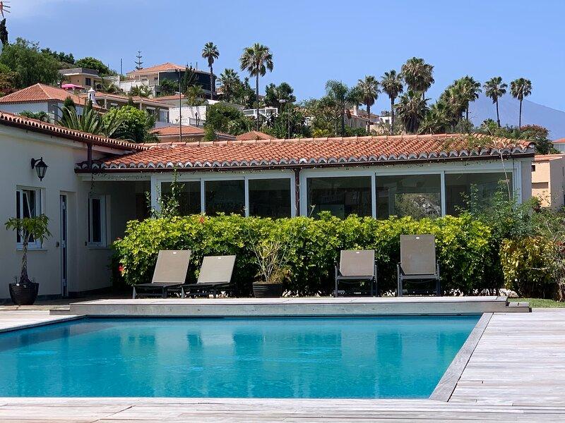 Villa Irina Ocean El Sauzal, holiday rental in El Sauzal