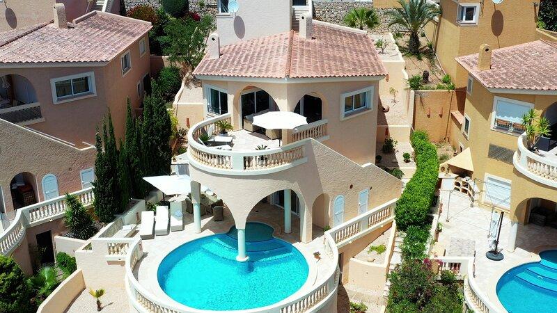 Ferienhaus Buena Vista, holiday rental in Santa Ponsa