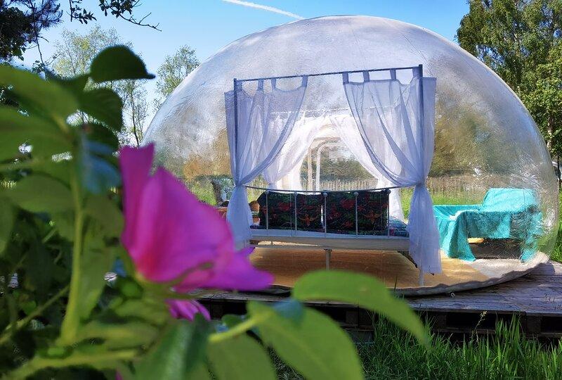 Bubble Domes and More - STELLA, casa vacanza a Torhout