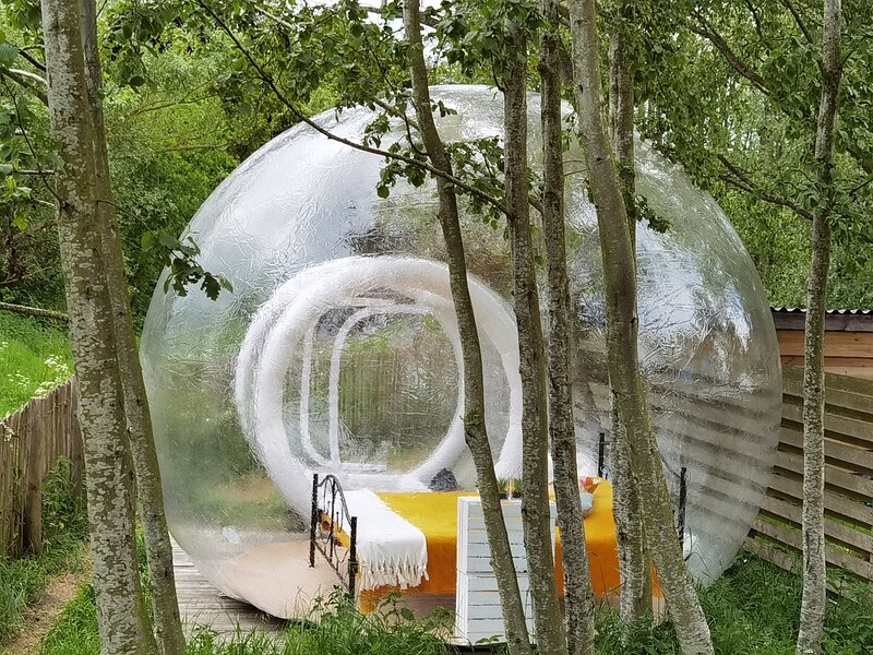 Bubble Domes and More - Luna, casa vacanza a Torhout