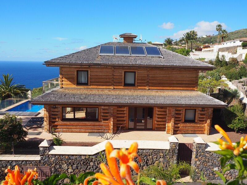 Villa Vistas Al Oceano, holiday rental in El Sauzal
