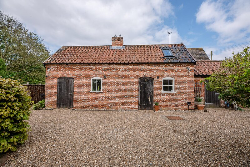 The Wash House, Middleton (Air Manage Suffolk), vacation rental in Dunwich
