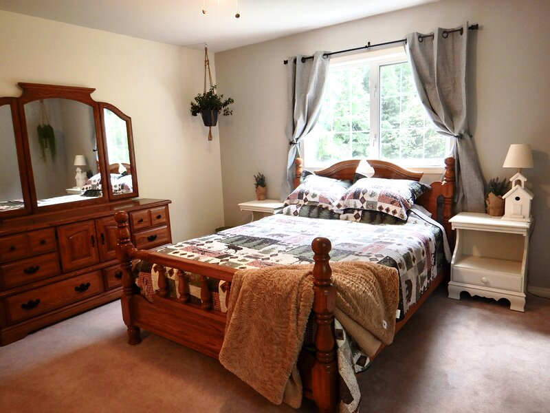 Eagle River Bed and Breakfast - Moose room – semesterbostad i Swansea Point