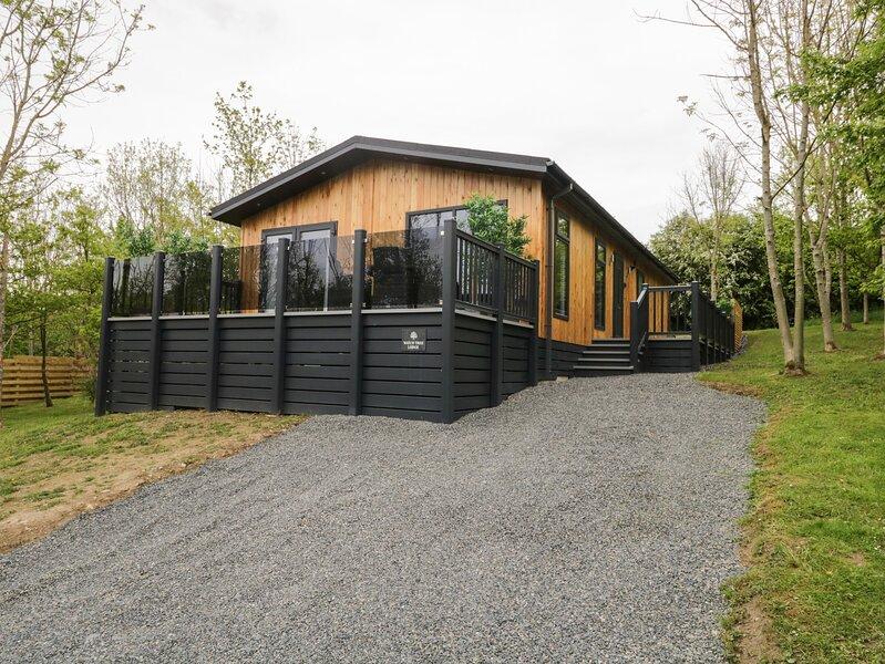Watch Tree Lodge, Allithwaite, holiday rental in Cark