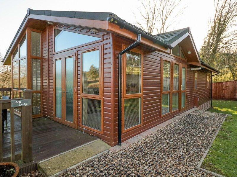 Ash Lodge (27870), Glasshouse, vakantiewoning in Tibberton