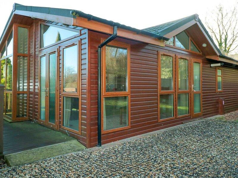 Oak Lodge (27868), Glasshouse, vakantiewoning in Tibberton