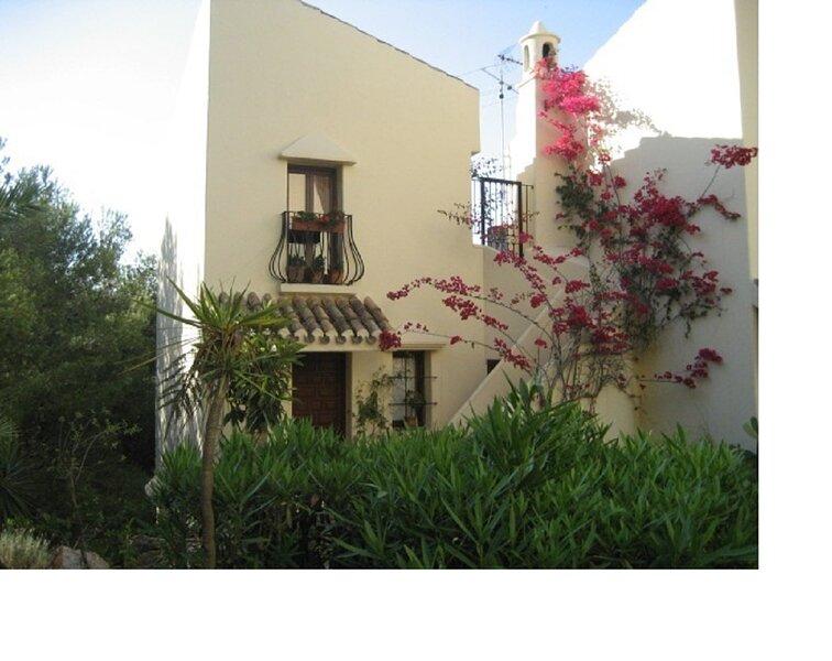 Chalet semiadosado Blancanieves, holiday rental in Los Belones
