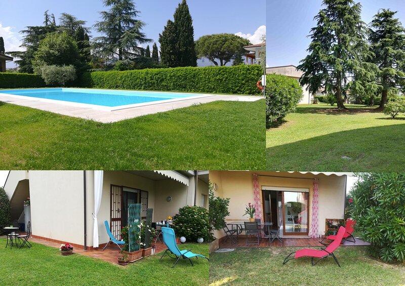 Prato Verde - Ortensia, holiday rental in San Felice del Benaco