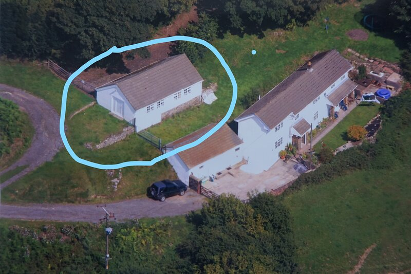 Unique detached self contained farm annex/cottage, holiday rental in Vale of Glamorgan