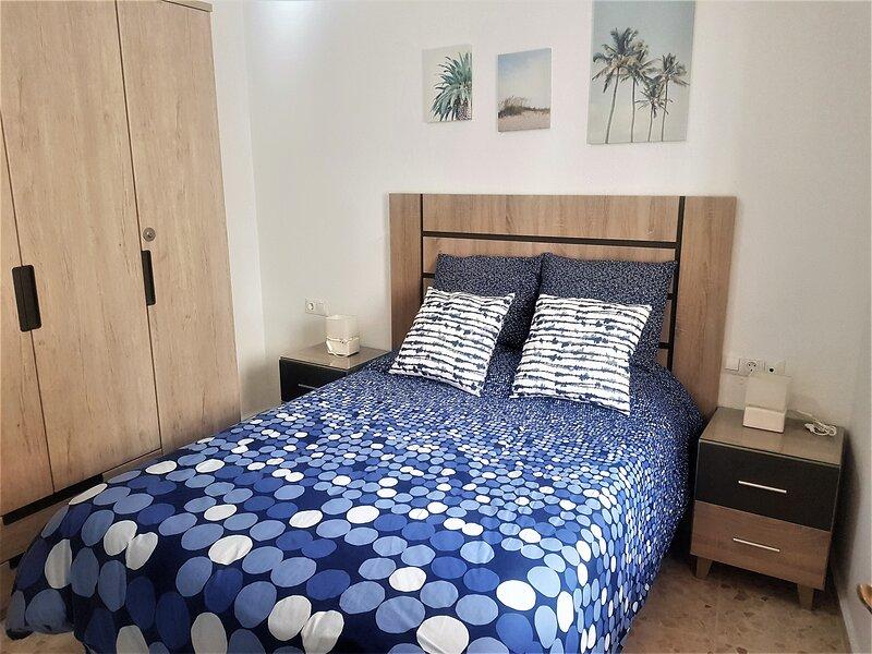 Apartamento Premium 45m2 junto al mar, con WIFI y A/A – semesterbostad i Conil de la Frontera
