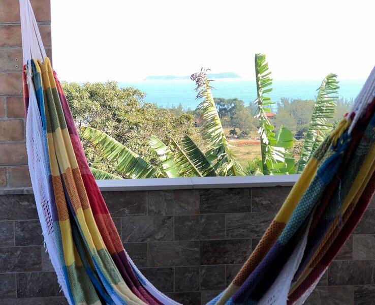 Ótima opção para quem busca apto com estrutura completa na Praia da Gamboa SC., holiday rental in Guarda do Embau