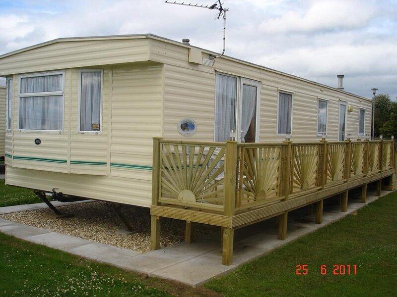 3 bed/8 berth Golden Palm Chapel St Leonards, casa vacanza a Helsey