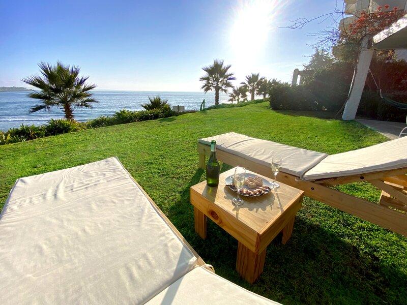 ☼ Primer Piso Primera Línea al lado de la Playa! ☼ 5pax, location de vacances à Tongoy