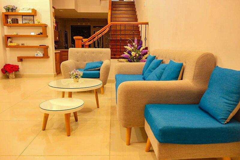 JOLIE HOUSE - Villa 1 Double Room - Great Getaway, alquiler de vacaciones en Lam Dong Province