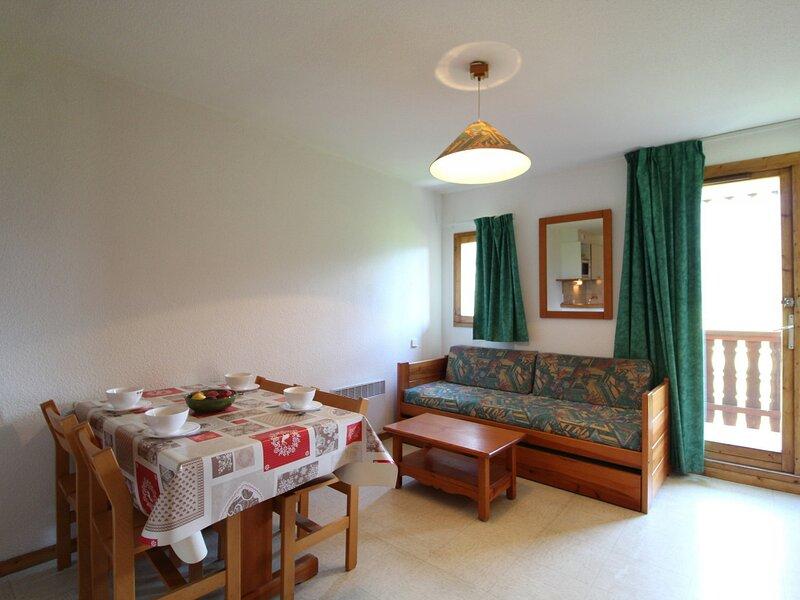 PMA017  Appartement 4 pers au pied des pistes avec belle vue montagne, holiday rental in Termignon